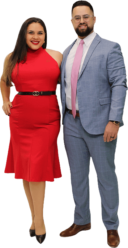 Kimberly and Gerry Rivas - Owners of The Rivas Insurance Group