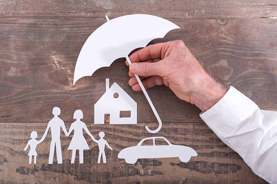 Representation of Personal Umbrella Protection by Rivas Insurance Group